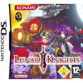 Lunar Knights DS