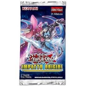 Yu-Gi-Oh! Impatto Origini 1a ed (Busta)