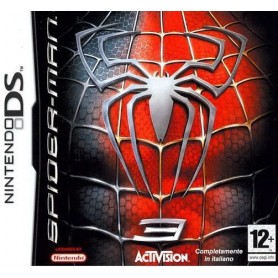 Spiderman 3 - The Movie DS