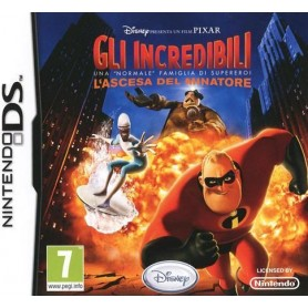 The Incredibles DS