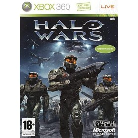 Halo Wars X360