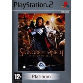 Il Signore Anelli:Il Ritorno Del Re PS2
