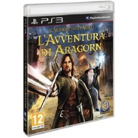 Il Signore degli Anelli Avvent Aragorn PS3