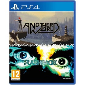 Another World / Flashback - 20th Anniversary Edition PS4