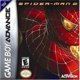 Spider-Man 2 GBA