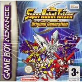 Super Robot Taisen Original Generation GBA