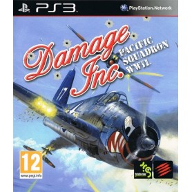 Damage Inc Pacific Squadron WWII PS3