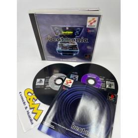 BEAT MANIA PlayStation Jap USATO