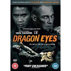 Dragon Eyes (solo disco) DVD USATO