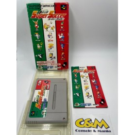 J LEAGUE SUPER SOCCER Super Famicom Jap USATO
