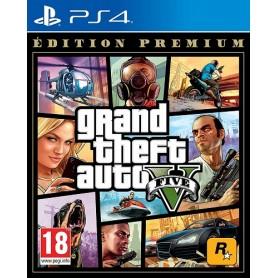 GTA V - Edition Premium PS4