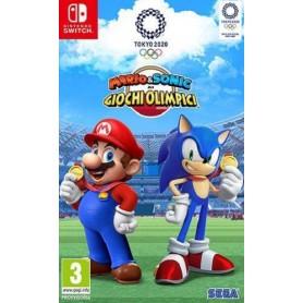 Mario & Sonic Giochi Olimpici di Tokyo 2020 Switch