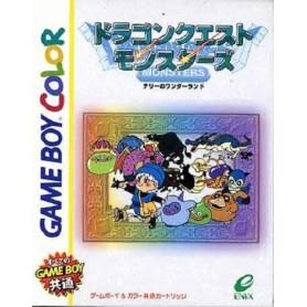 Dragon Quest Monsters (solo card) Nintendo GAME BOY USATO Jap