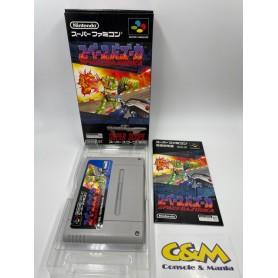 SPACE BAZOOKA S.Famicom Jap USATO