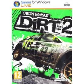 Colin Mc Rae Dirt 2 PC USATO