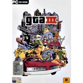 GTA III PC USATO