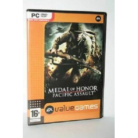 Medal Of Honor: Pacific Assault PC USATO
