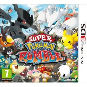 Super Pokemon Rumble 3DS USATO