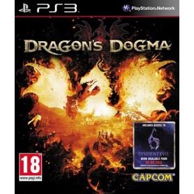 DRAGON'S DOGMA PS3 - USATO