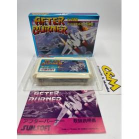 AFTER BURNER Nintendo Famicom Jap USATO
