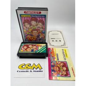 LaSalle Ishii no Child's QuestNintendo Famicom NES jap USATO