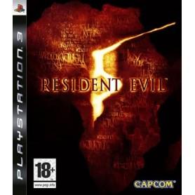 Resident Evil 5 PS3 USATO
