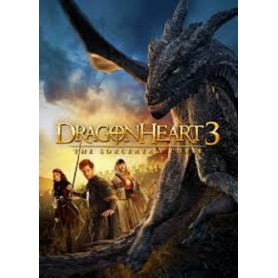 Dragonheart 3 (solo disco) DVD USATO