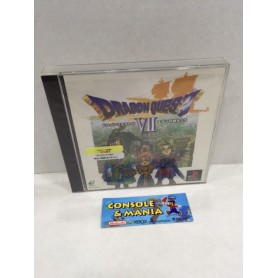 DragonQuest VII (Sony PS1) Jap import PSX USATO