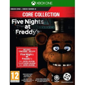 Five Nights at Freddy's Core Collection XONE/XBOX SX
