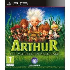 Arthur - La Vendetta Di Maltazard PS3