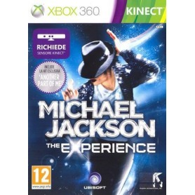 Michael Jackson The Experience X360