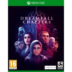 Dreamfall Chapters XONE USATO