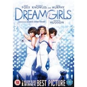 Dreamgirls (solo disco) DVD USATO