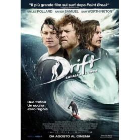Drift. Cavalca l'onda (solo disco) DVD USATO