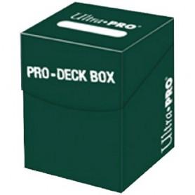 ULTRA PRO Porta mazzo verticale Pro-Deck Box 100 Verde