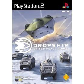 Dropship: United Peace Force PS2 - USATO