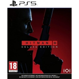 HITMAN 3 – Deluxe Edition PS5