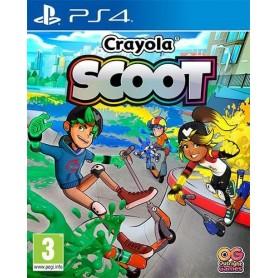 Crayola Scoot PS4 USATO