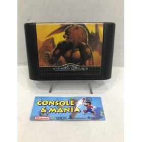 Altered Beast Sega Mega Drive USATO