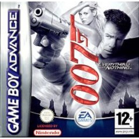 007 - Everything Or Nothing GBA