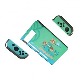 Protective case (E) Shell for Nintendo Animal Crossing Switch