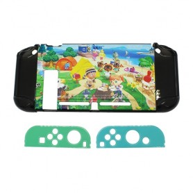 Protective case (F) Shell for Nintendo Animal Crossing Switch