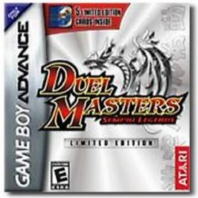 Duel Masters (solo card) Nintendo GBA USATO