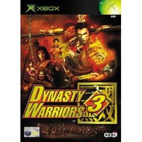 DYNASTY WARRIORS 3 XBOX - USATO