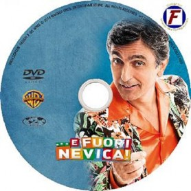 E FUORI NEVICA (solo disco) DVD USATO