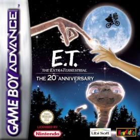 E.T. The Extra-Terrestre (solo card) Nintendo GBA USATO