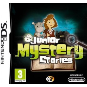 Junior Mysteries Stories DS