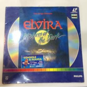 ELVIRA mister of the dark(CHIUSO) LASER DISC