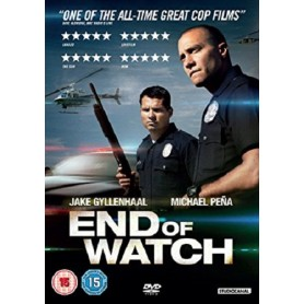 End of Watch (solo disco) DVD USATO