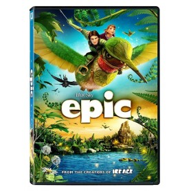 Epic (solo disco) DVD USATO